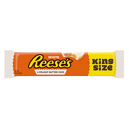 REESE'S PNB CUP WHITE KING SIZE