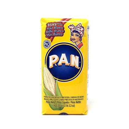 HARINA PAN FARINA DI MAIS BIANCO 1 kg