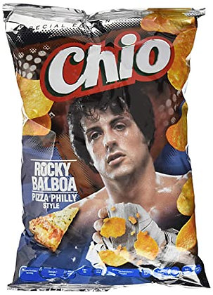 CHIPS ROCKY BALBOA PIZZA PHILLY STYLE