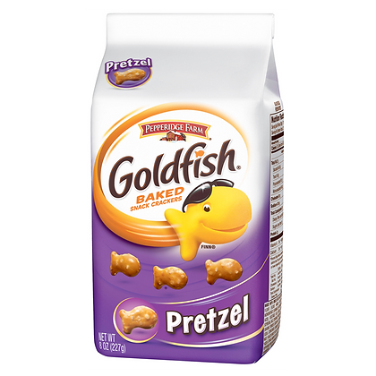 GOLDFISH CRACKERS - PRETZEL