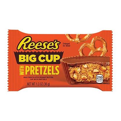 REESE'S BIG CUP PRETZEL