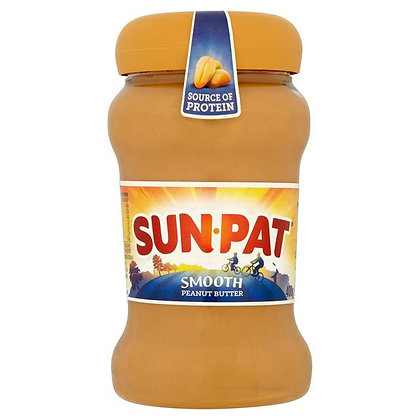SUN-PAT SMOOTH PEANUT SPREAD