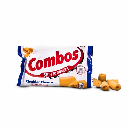 COMBOS CHEDDAR CHEESE (PACCHETTO PICCOLO)