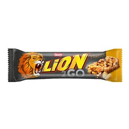LION 2GO BAR PEANUT