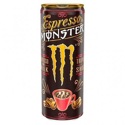MONSTER ESPRESSO MILK