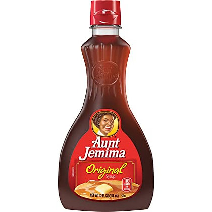 AUNT JEMIMA PANCAKE SYRUP  355 ml