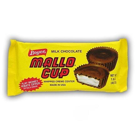 BOYER MALLO 2 CUPS MILK CHOCOLATE