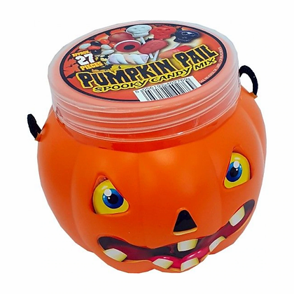 PUMPKIN PAIL SPOOKY CANDY MIX