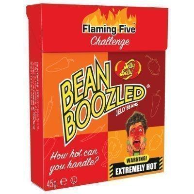 BEAN BOOZLED FLAMING FIVE