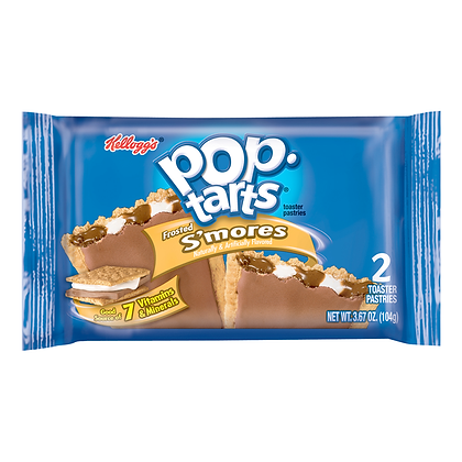 POP TARTS FROSTED S'MORES