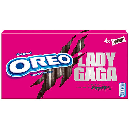 OREO ORIGINAL LADY GAGA