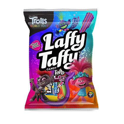 LAFFY TAFFY TROLLS PEG BAG