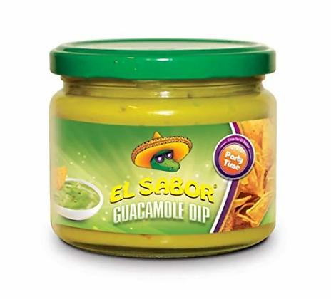 EL SABOR GUACAMOLE DIP 300 g