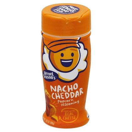 KERNEL SEASON'S CONDIMENTO POPCORN NACHO CHEDDAR 80 gr