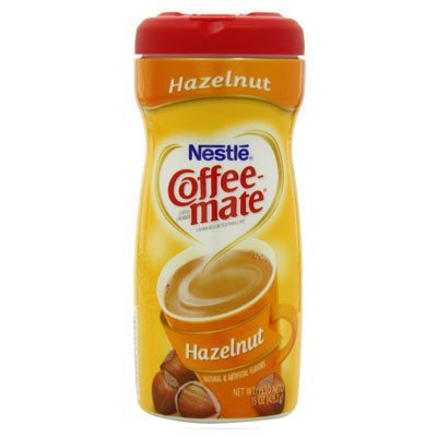 COFFEE-MATE HAZELNUT