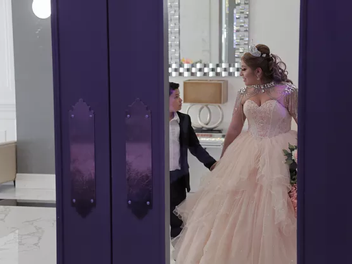 Mariana's Sweet 16: The Princess and The Little Prince