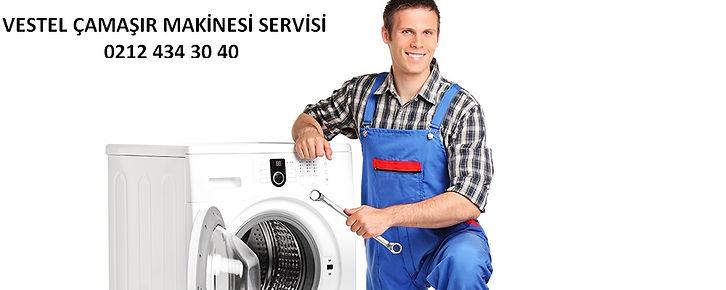 İstanbul vestel çamaşır makinesi servisi