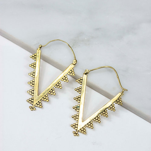Iscoceles Earrings