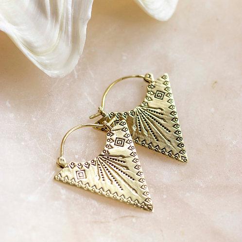Apache Earrings