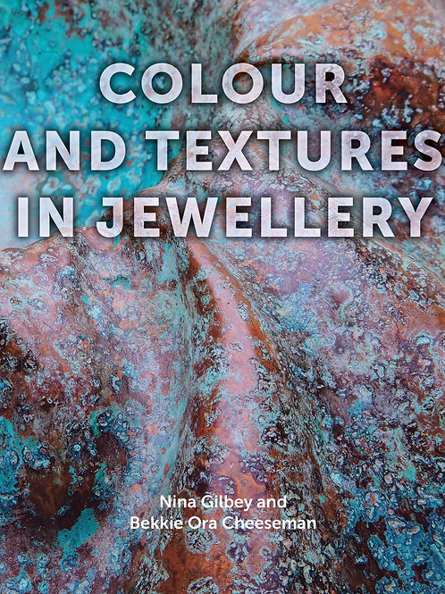 Colour and Textures in Jewellery Book