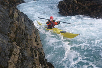 Improver Sea Kayaking Course with North Wales Sea Kayaking in Anglesey, North Wales