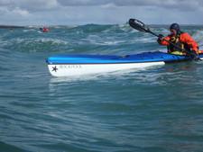 Sea Kayaking with the Taran