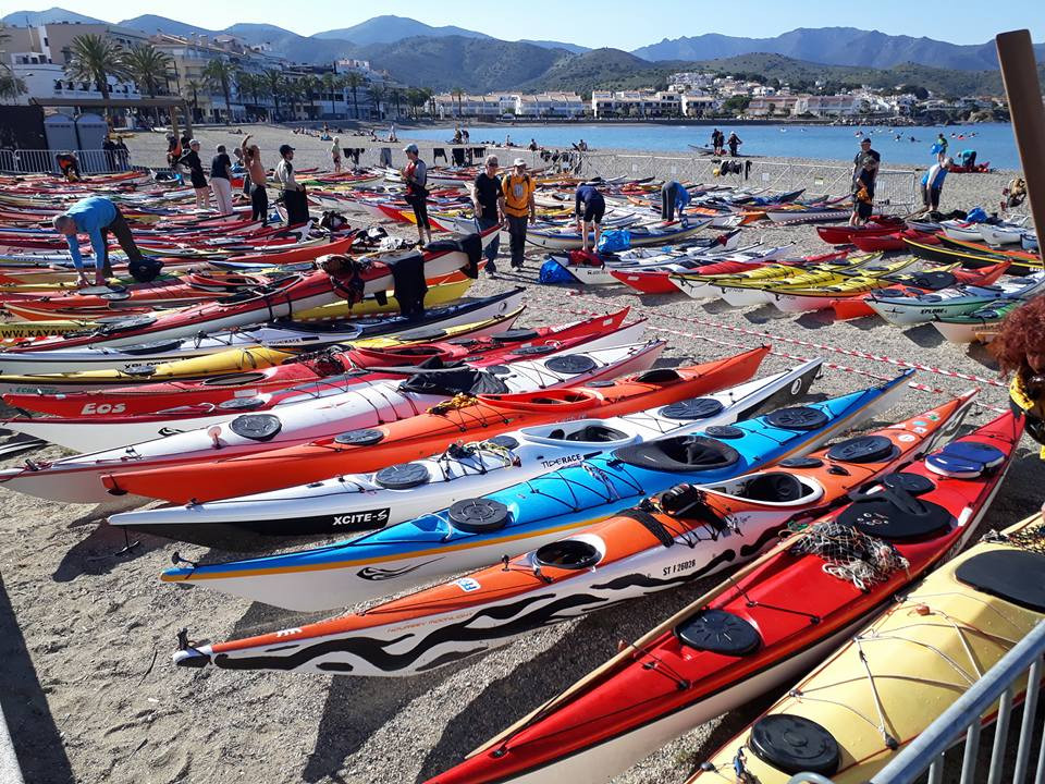 Llanca, Costa Brava, Sea Kayak Symposium 2017