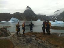 Sea Kayaking expedition - Greenland