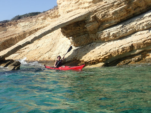 Sea Kayaking Symposium - Naxos, Greece