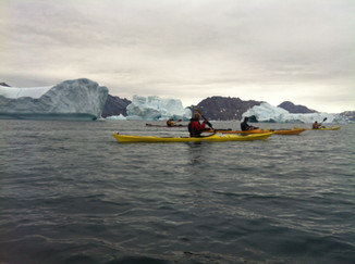 Sea Kayaking expedition in Greenland