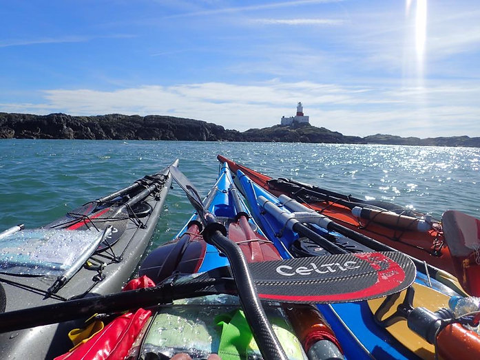 Contact North Wales Sea Kayaking to book Sea Kayaking courses in Anglesey and sea kayaking courses in North Wales with North Wales Sea Kayaking, Anglesey