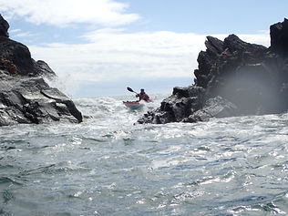 Dynamic Waters Sea Kayaking Course with North Wales Sea Kayaking in Anglesey