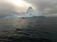 Sea Kayaking expedition to Greenland