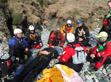 Incident Management with North Wales Sea Kayaking
