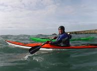 North Wales Sea Kayaking with Steve Miles
