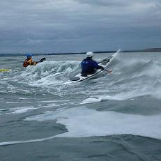Ocean Kayaking Advanced Courses