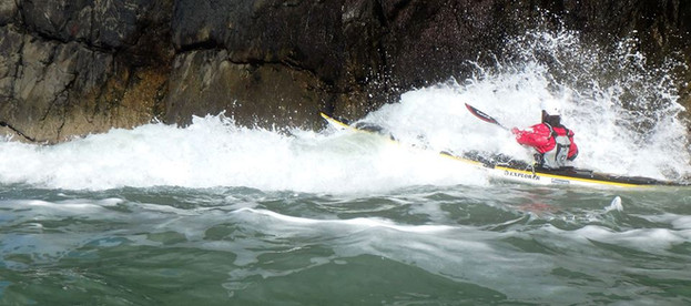 North Wales Sea Kayaking with Steve Miles