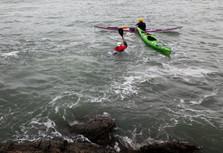 Sea Kayaking rescue techniques