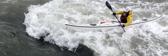 North Wales Sea Kayaking on the Menai Straits