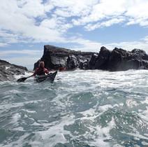 North Wales Sea Kayaking