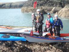 Sea Kayaking Symposium Anglesey