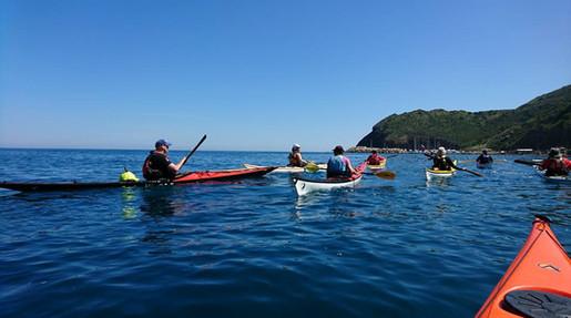 Sea Kayaking Symposium in Llanca, Spain