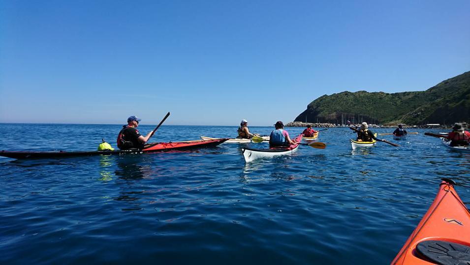 Discover Sea Kayaking