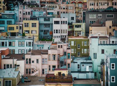 Vývoj cen bytů v prvním pololetí 2020