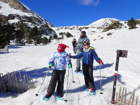 Excursió amb raquetes de neu per les capçaleres dels rius Ter i Fresser