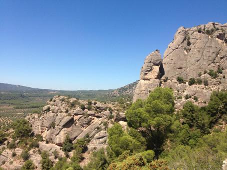 Via Ferrada a la Canal de les Dames: Montserrat als teus peus