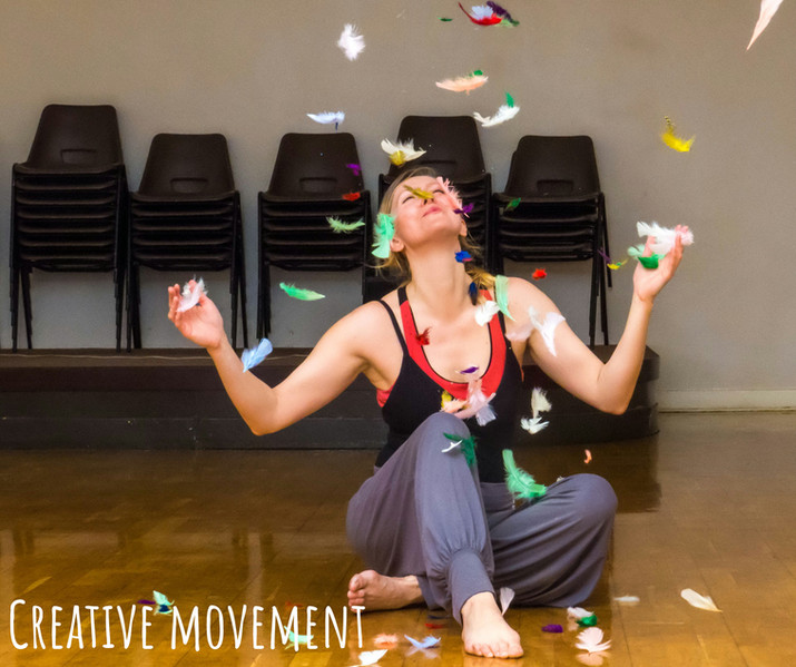 Classes and workshops from toddler to adult