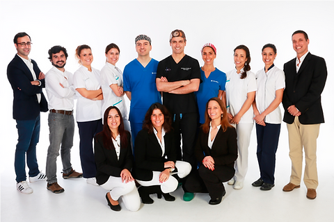 Equipa multidisciplinar Instituto Português de Cirurgia Plástica