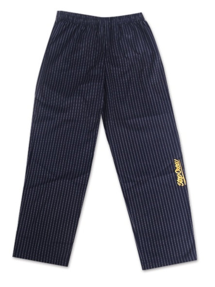 """PA-63 """"STEP"""" STRIPED CASUAL TROUSERS"""