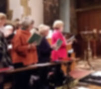 Palace Singers Lichfield Cathedral